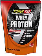 Протеин Power Pro Whey Protein + урсуловая кислота 2 кг