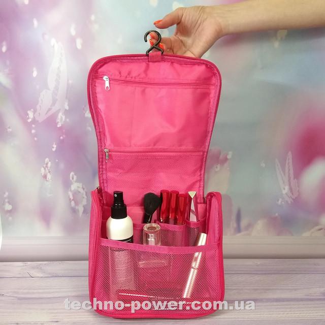 Сумочка-портфель для косметики.Косметичка для make up