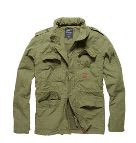 Куртка милитари Vintage Industries Cranford jacket