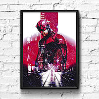 Постер с рамкой Daredevil, Marvel #3