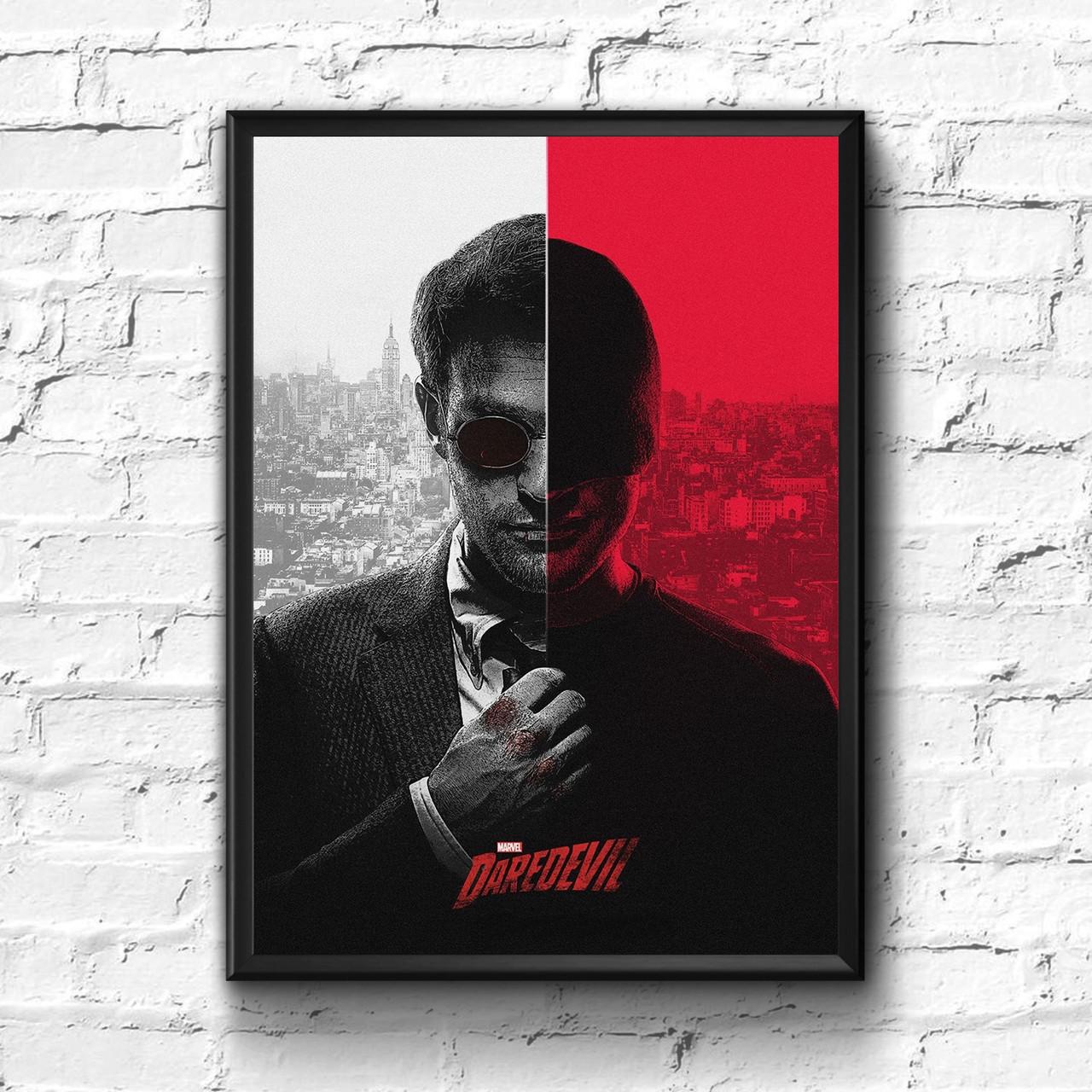 Постер с рамкой Daredevil, Marvel #4