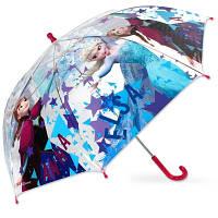 Зонты для девочек оптом, Disney, 48*8 см, арт. FRA-UMB-04