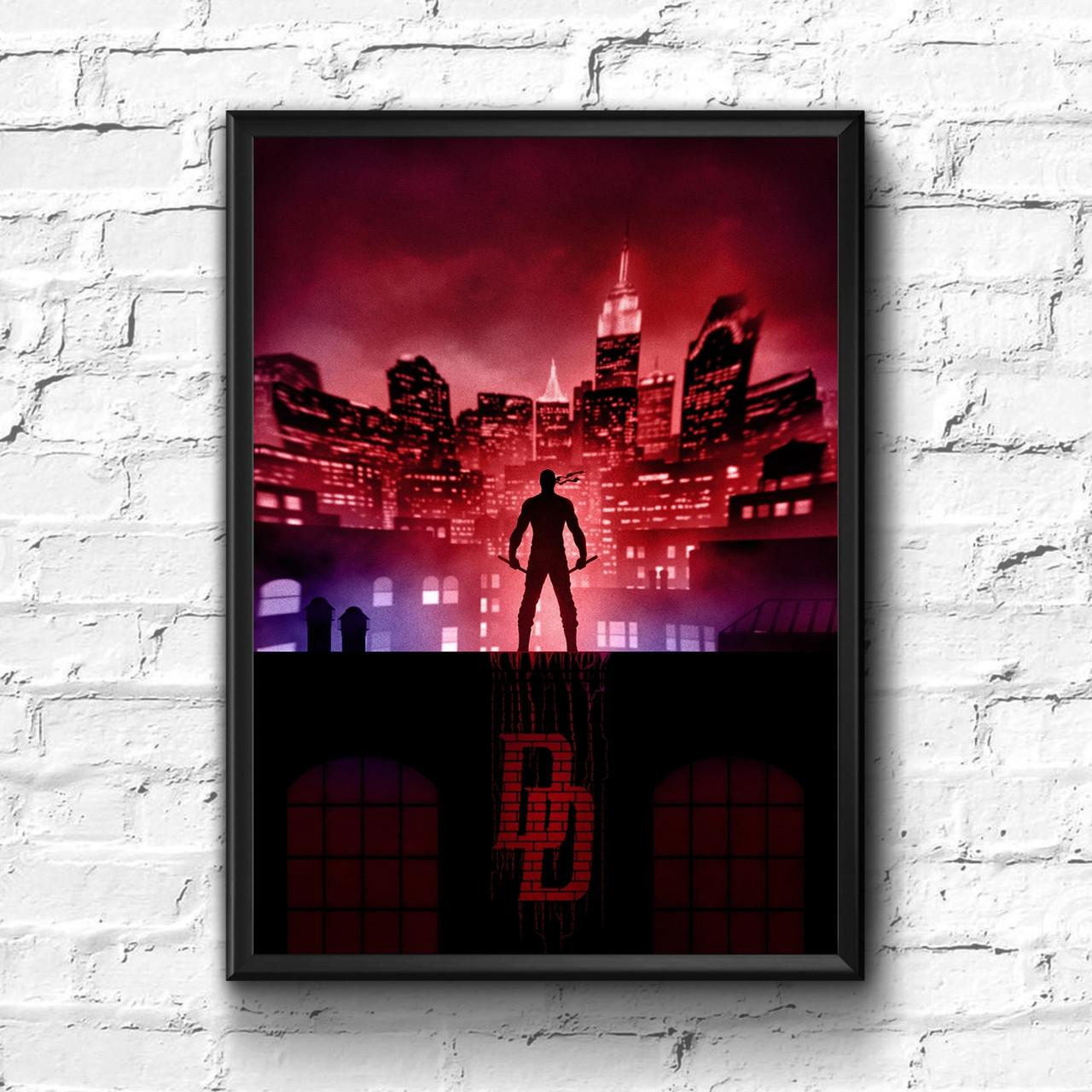 Постер с рамкой Daredevil, Marvel #5