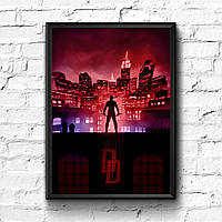 Постер с рамкой Daredevil, Marvel #5