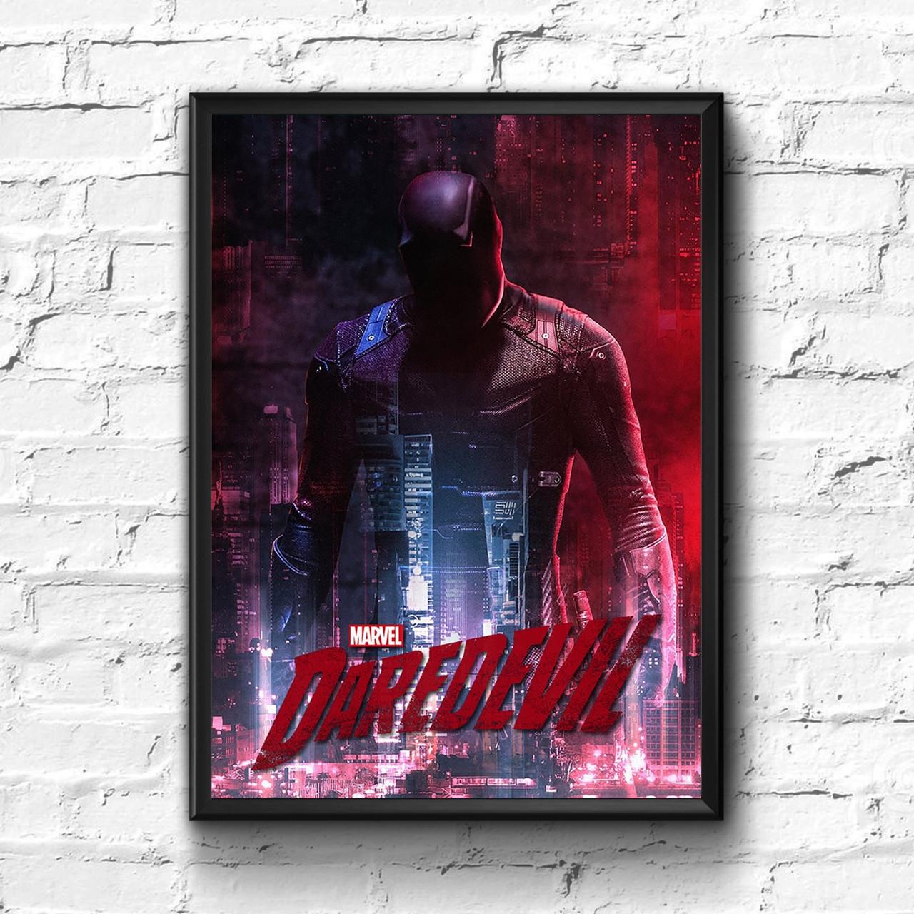 Постер с рамкой Daredevil, Marvel #6