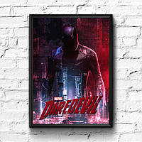 Постер с рамкой Daredevil, Marvel #6