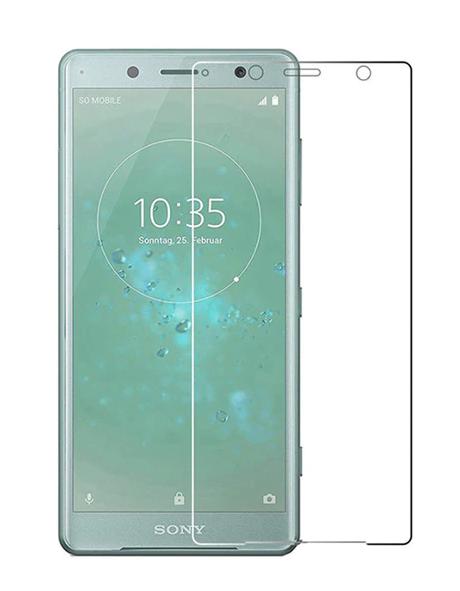 Защитное стекло 3D для Sony Xperia XZ2 Compact (H8324) Прозрачное