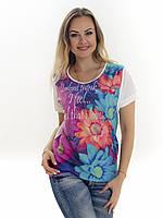 Женская футболка FS13, фото 1