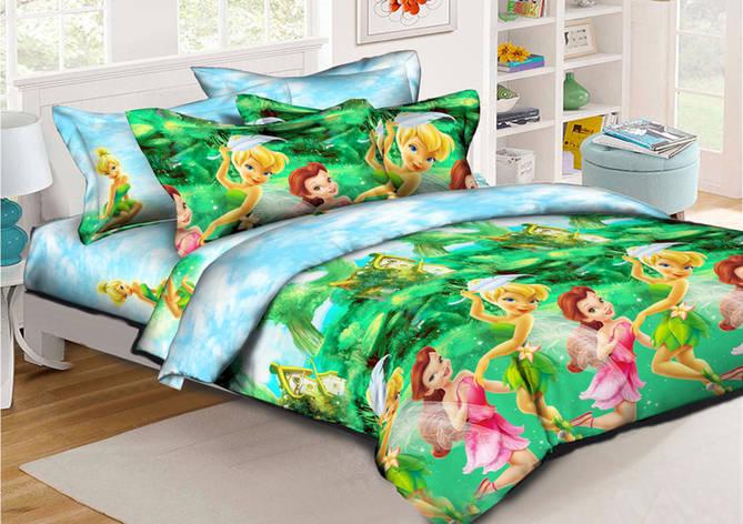 Детский комплект постельного белья 150*220 хлопок (11942) TM KRISPOL Украина, фото 2