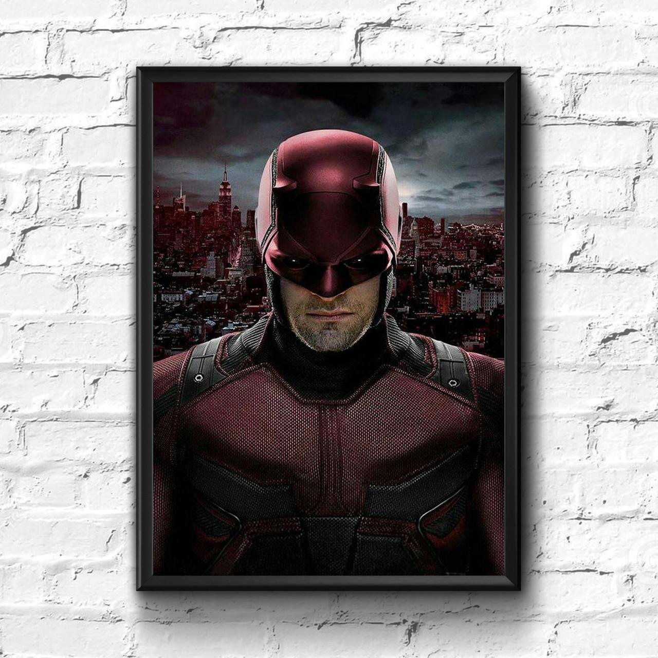 Постер с рамкой Daredevil, Marvel #10