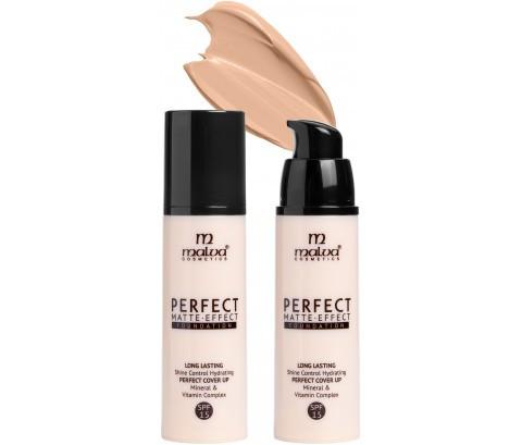 Тональный крем Malva Perfect Matte Effect PМ4504