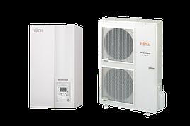 Тепловой насос Fujitsu High Power WSYG140DC6 / WOYG112LCTA (воздух-вода)