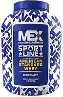 Протеин MEX Nutrition American Standard Whey 2,27 кг