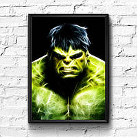 Постер с рамкой Hulk, Marvel #5
