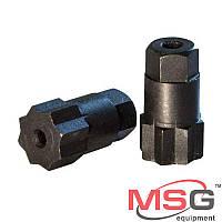 Ключ для монтажа демонтажа и регулировки гайки бокового поджима рулевой рейки NISSAN SAMSUNG IN202R, NI207R, фото 1