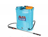 ✔️ Опрыскиватель аккумуляторный AL-FA 15 ампер (16 л) Регулировка струи