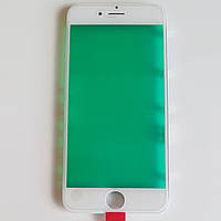Стекло корпуса Apple iPhone 6S с рамкой белое