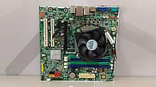 Материнская плата Lenovo IS6XM s1155 + система охлаждения., фото 2