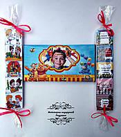 Подарунковий шоколад з фото для випускників садочку / шоколадка с фотографией