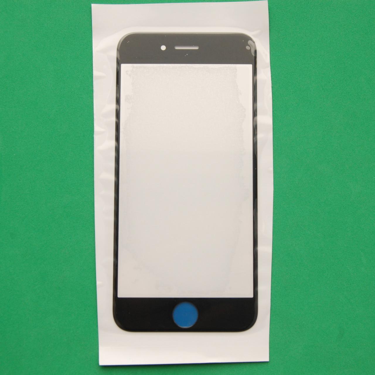 Стекло корпуса для Apple iPhone 6 Black