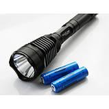 Подствольный фонарь POLICE BL-Q2800 T6 150000W + 3 светофильтра фонарик 1180 Lumen Фонарь ручной мощный, фото 5