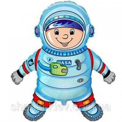 Шар с Гелием Космонавт, фото 2