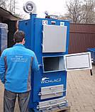 Котел твердотопливный длительного горения Wichlacz GK-1 90 кВт, фото 3