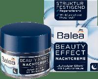 Ночной крем против морщи 50 мл Balea Beauty Effect Nachtreme
