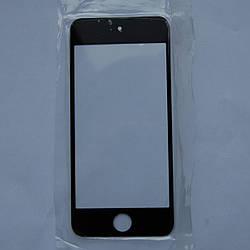 Стекло корпуса для Apple iPod 5 Black
