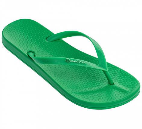 Оригинальные Вьетнамки Женские 82591-24604 Ipanema Anatomic Colors Green/Dk.Green, фото 2