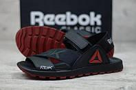 Мужские кожаные босоножки Reebok sport-comfort ,  размеры 40,41,42,43,44,45