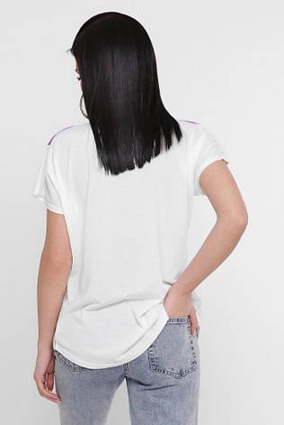 """Красива жіноча футболка з принтом """"Air"""", фото 2"""