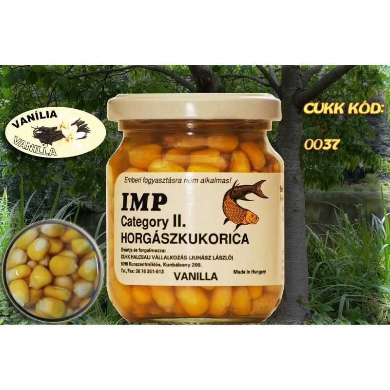 Кукуруза Cukk Ваниль (желтый) Крашенная в стекл.банках 220мл(мокрая)