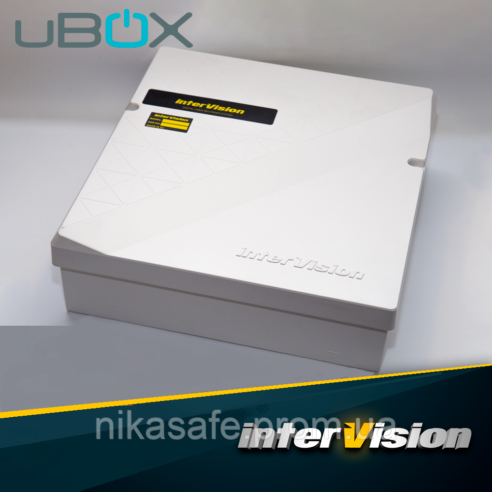Видеорегистратор  UBOX-8300PRO
