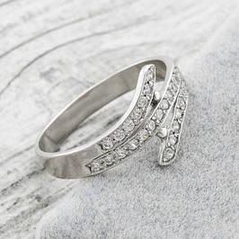 Серебряные кольца с родированием