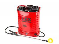 ✔️ Акумуляторний оприскувач lex 16 L PROFi ( 12 В, 15 Ач ) Гарантия 1 год