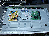 Запчасти к телевизору Samsung UE43M5572AU (BN41-02575, BN44-00871C L40E1R_KDY, t430hvn01.6 43T01-C04), фото 1