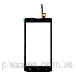 Сенсор (тачскрин) для Lenovo A2010 черный