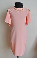 Летнее детское платье для девочек 7-9 лет дитяче плаття 1068