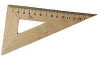Треугольник деревянный 16 см 30x60 1х100, Ц351030У