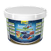 Сухой корм для аквариумных рыб Tetra в чипсах Tetra PRO Algae (Vegetable) 10L /1,9кг (для травоядных рыб)