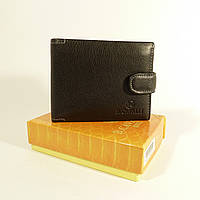 Портмоне, кошелек мужской кожаный  B. Cavalli 453, съемный отдел для прав
