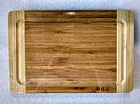 Доска разделочная Ernesto 050118  бамбук 30x20 см. , фото 1