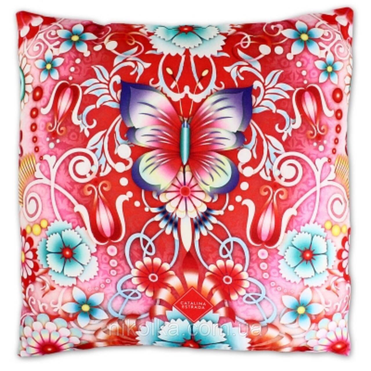 Подушка для девочек оптом, Disney, 40*40 см, арт. 610-058