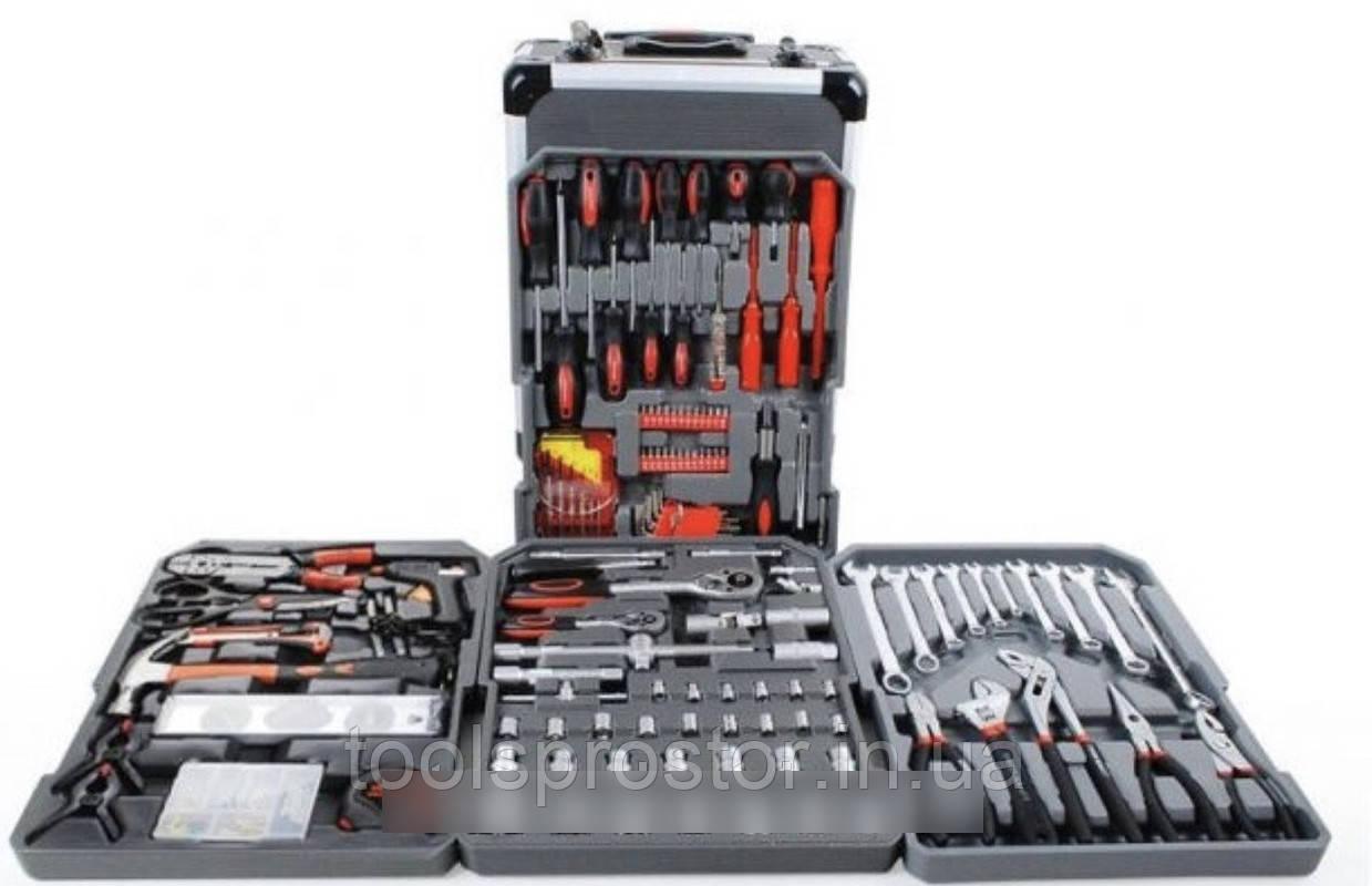 Набор инструментов AL-FA : 186 шт   В чемодане