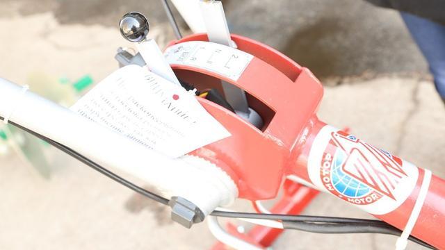 Коробка передач мотоблока Мотор Сич МБ-13 бензин