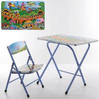 Детский складной столик со стульчиком A19-TC