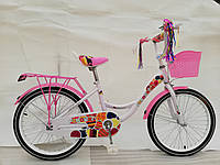 "20"" Велосипед SPARK KIDS FOLLOWER сталь TV2001-003, фото 1"