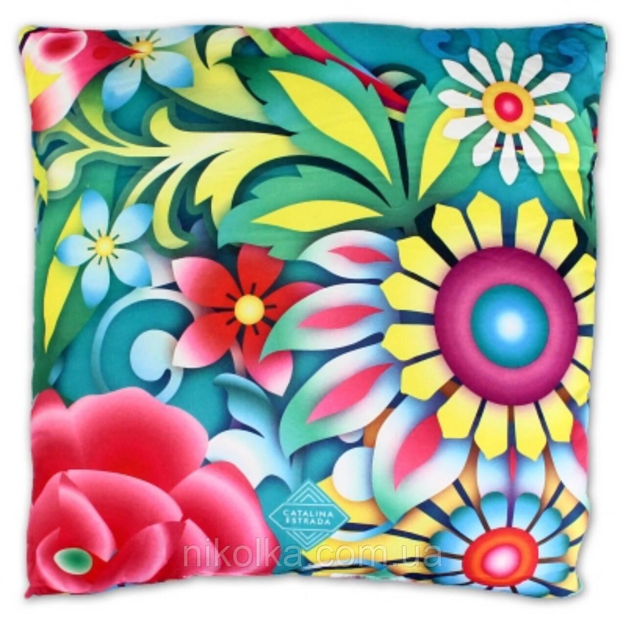 Подушка для девочек оптом, Disney, 40*40 см, арт. 610-073