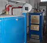 Котел твердотопливный длительного горения Wichlacz GK-1 120 кВт, фото 4